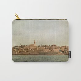 Jaffa from the Sea Carry-All Pouch