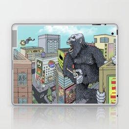 Rocket Boy vs Death Gorilla Laptop & iPad Skin