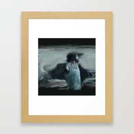 Dancer III Framed Art Print