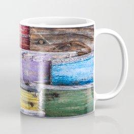 Whimsical Wood Coffee Mug
