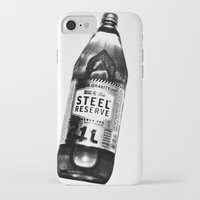 oz iPhone & iPod Cases featuring 40 OZ by Brandon Green