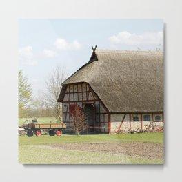 Farmhouse20150403 Metal Print