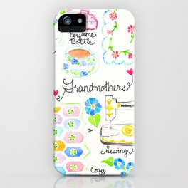 Grandmothers iPhone Case