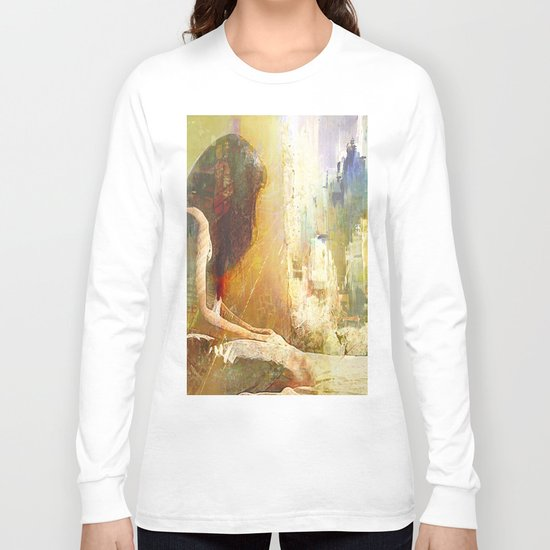 And you are not here with me Long Sleeve T-shirt