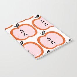 Apple Pattern 1 Notebook