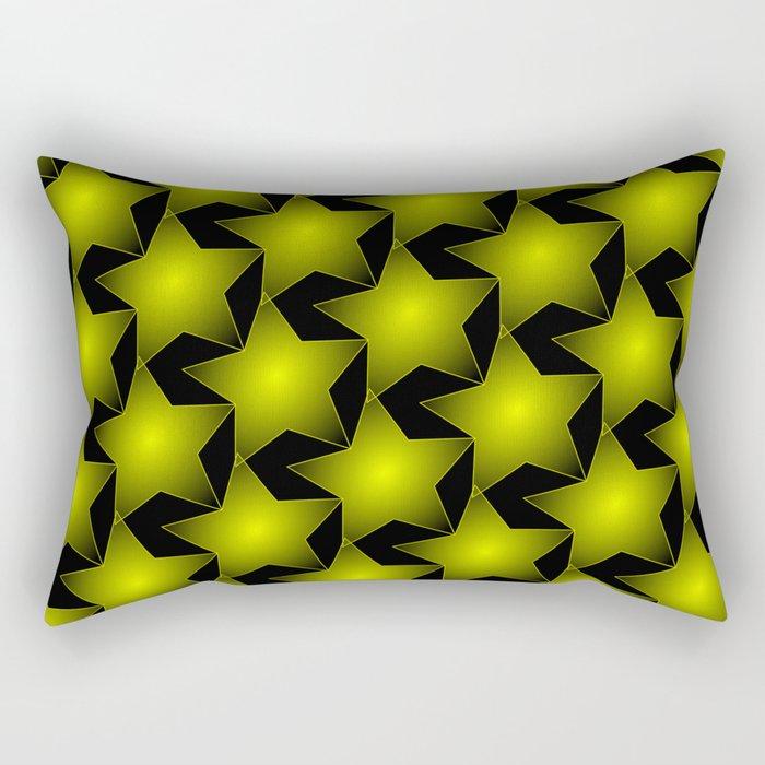 Counting Stars Rectangular Pillow