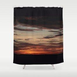 Contemplation (Mais Gente Comtemplando) Shower Curtain