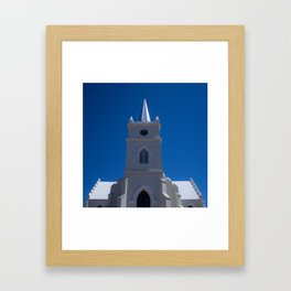Karoo Church Framed Art Print