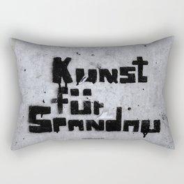 Kunst für Spandau Rectangular Pillow