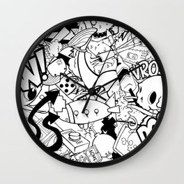 So what's on your mind? Wall Clock