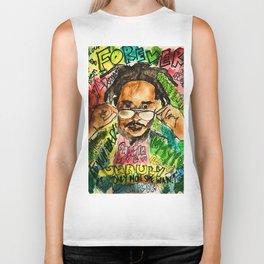 poppy,dancehall,reggae,music,lyrics,poster,jamaica,unruly,wall art Biker Tank