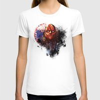 red hood T-shirts featuring Red Hood by Vincent Vernacatola