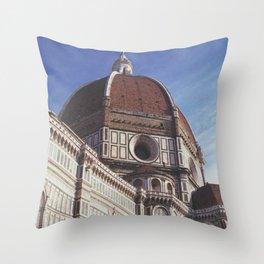 Florenzi Duomo Throw Pillow