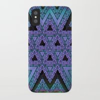 fabric iPhone & iPod Cases featuring Fabric by Lyle Hatch