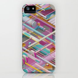 beyond sky limits iPhone Case