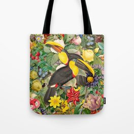Toucans 2 Tote Bag