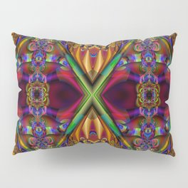 Jeweled Velvet Pillow Sham