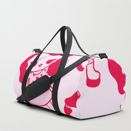 Kawaii pattern, kawaii character,cute pattern Duffle Bag