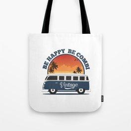 Be Happy Be Combi Tote Bag