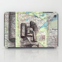 minnesota iPad Cases featuring Minnesota by Ursula Rodgers