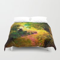 heaven Duvet Covers featuring HEAVEN by 2sweet4words Designs