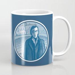 Dostoevsky Crime and Punishment 1866 Coffee Mug