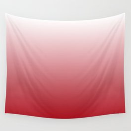 Muladhara Chakra Red Ombré Wall Tapestry