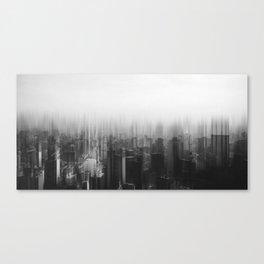 City Stress Canvas Print