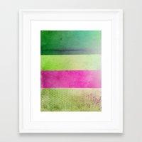 olivia joy Framed Art Prints featuring Color Joy by Olivia Joy StClaire
