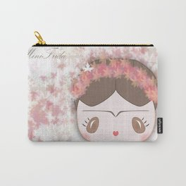Mini Frida Otoño Carry-All Pouch