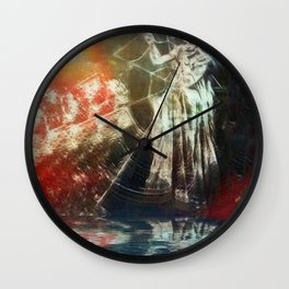 Arachnea Wall Clock