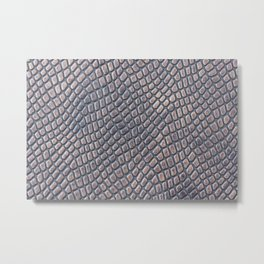 Small marbles pattern Metal Print
