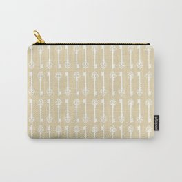 Beeswax Victorian Keys Carry-All Pouch