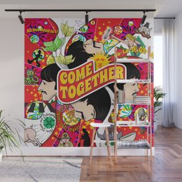 Come Together Wall Mural