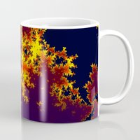 europe Mugs featuring europe by donphil
