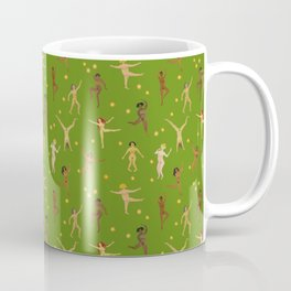 Dancing Nudes Coffee Mug