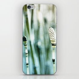 Head Up iPhone Skin