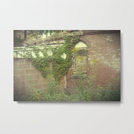 The Dance of Decay Metal Print