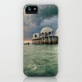 Cape Romano iPhone Case