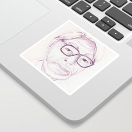 Miyazaki Hayao Sticker