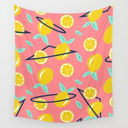 Lemons party #society6 #decor #buyart Wall Tapestry