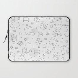 Third Dimensional Pattern Laptop Sleeve