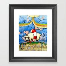 #221 Framed Art Print