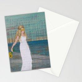 Boho Beach Bride Stationery Cards