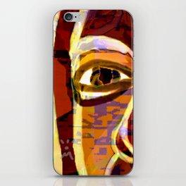 Awarita Woman iPhone Skin