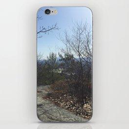 Trail iPhone Skin