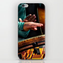 The Band iPhone Skin