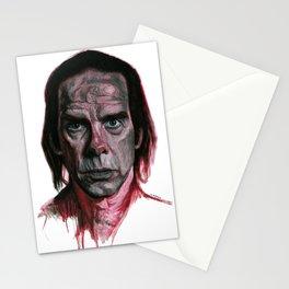 Nick Cave by Nicky Anthony Stationery Cards