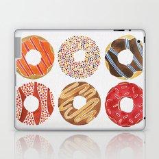 Half Dozen Donuts Laptop & iPad Skin