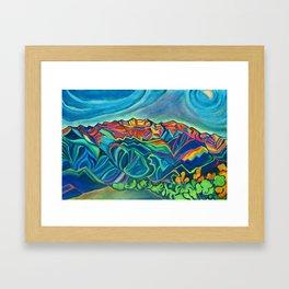 Topa Topas Framed Art Print